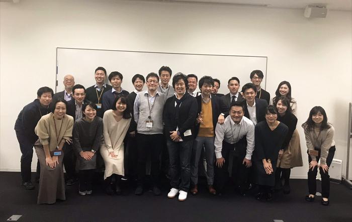 東京で『ハッピーワークライフセミナー』を実施しました!